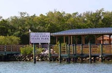 Cayo Costa State Park (west of Fort Myers)